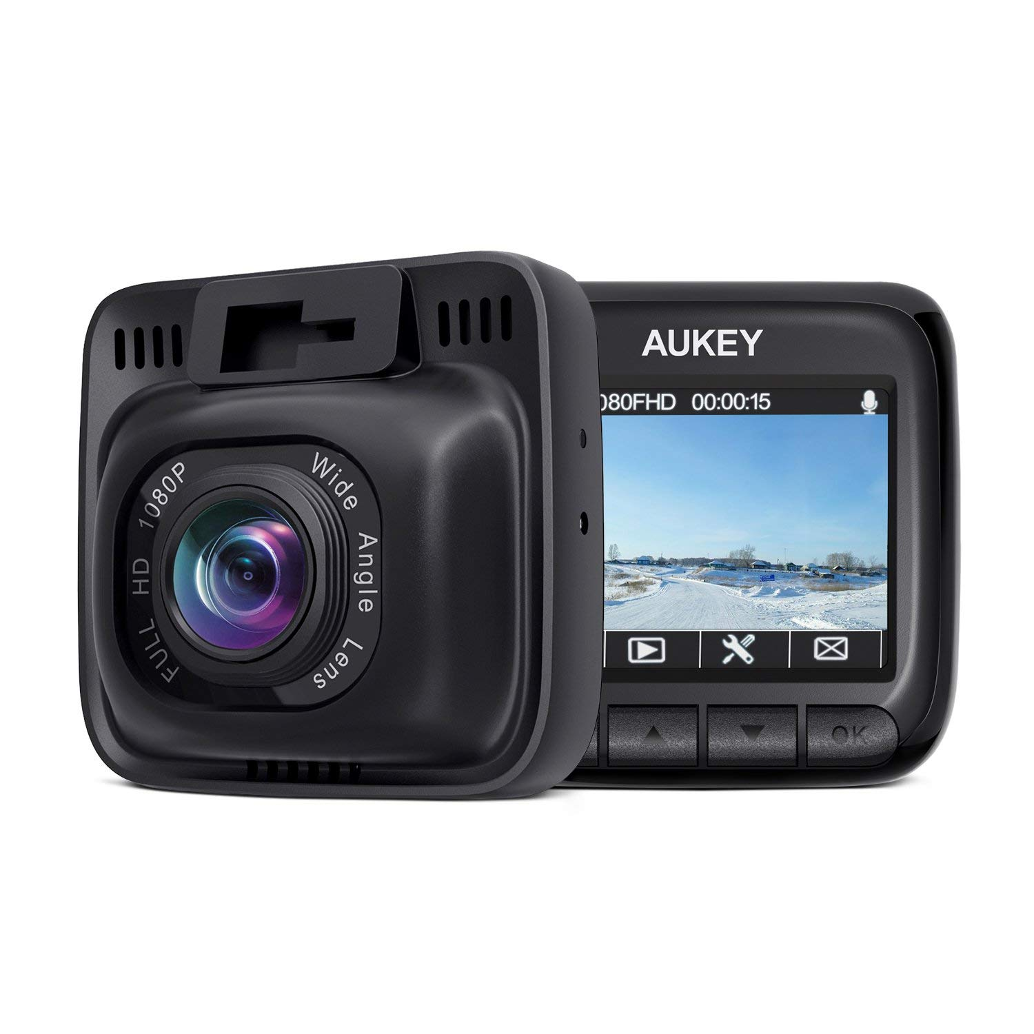 Aukey dash cam review
